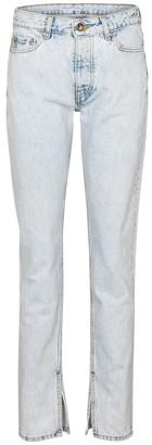 Ganni High-rise slim jeans