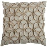 "Flower Petal 18"" Pillow"