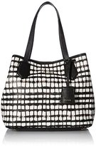Cole Haan Abbot Small Tote Snake Emboss