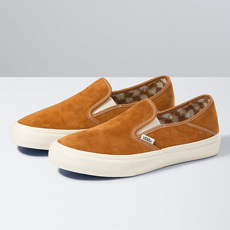 Vans Suede Slip-On SF