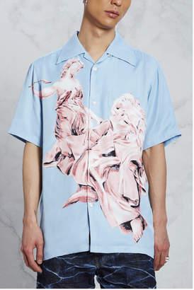 Aloha Blossom Ecstasy of St.Theresa Short Sleeve Shirt