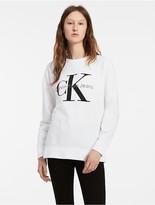 Calvin Klein Vintage Logo Sweatshirt