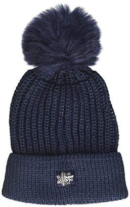 Superdry Women's G90005YP Beanie,(Size: OS)