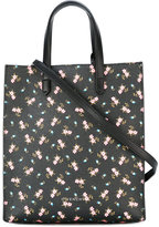 Givenchy small Stargate tote - women - Cotton/Polyurethane/Polyester - One Size