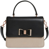 Ted Baker Caelia Leather Satchel