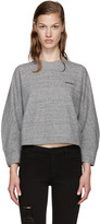 DSQUARED2 Grey Dean Sweatshirt