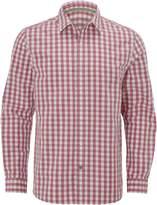 White Stuff Men's Heartland gingham long sleeve shirt