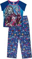 Monster High Girls 2-Piece Pajama Set