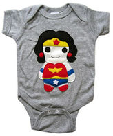 Brika Wonder Girl Bodysuit
