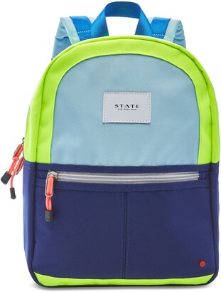 State Bags Mini Kane Colorblock Backpack