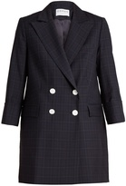 Osman Adele checked wool blazer