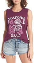 Junk Food Clothing Women's Grateful Dead Tank