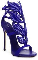 Giuseppe Zanotti Suede Wing Sandals