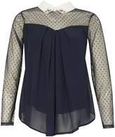 Izabel London Embellished Collar Blouse