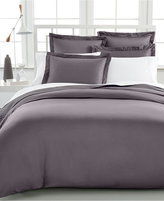 Charter Club Closeout! Damask King Duvet Cover, 500 Thread Count 100% Pima Cotton, Created for Macy's Bedding