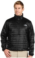 The North Face Redpoint Micro 1/2 Zip Pullover (TNF Black) - Apparel