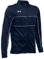 Under Armour Boys' UA Rival Knit Warm Up Jacket
