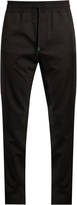 Paul Smith Stretch-wool track pants