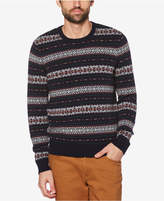 Original Penguin Men's Fair Isle Wool Sweater