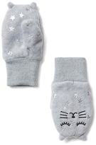 Gap Pro Fleece cat mittens