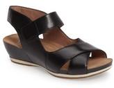 Dansko Women's Violet Slingback Wedge Sandal