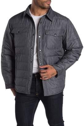 Joe Fresh Zip Front Puffer Jacket