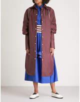 Marni Textured shell coat
