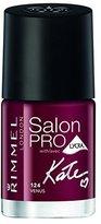 Rimmel Salon Pro with Lycra By Kate Nail Polish, 124 Venus, 0.4 Fluid Ounce by
