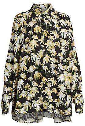 Loewe Daisy Button-Down Shirt