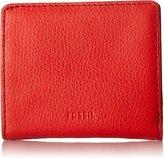 Fossil Women's Mini Emma Rfid Bifold Wallet Baguette