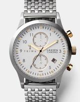 Triwa Ivory Lansen Chrono - Steel Brace