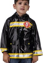 AccessoWear Little Boy's Fire Chief Raincoat