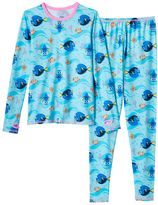 Disney Pixar Finding Dory Girls 4-8 Long-Sleeved Tee & Leggings Set by Cuddl Duds