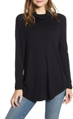 Caslon Turtleneck Tunic Sweater