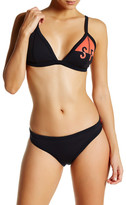 Seafolly Trackside Scuba Triangle Bikini Top