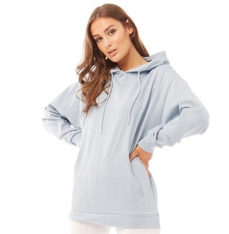 Fluid Womens Cotton / Recycled Polyester Hoodie
