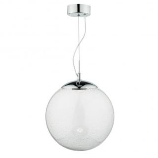 Där Lighting Dar Lighting - Epoch LED Pendant Light - Silver/Glass