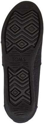 Toms Glitter Classics Alpargata Slip-On