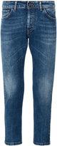 Entre Amis cropped skinny jeans - men - Cotton/Spandex/Elastane - 38