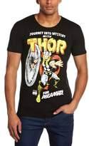 Logoshirt T-Shirts Slim Fit, Marvel-The Mighty Thor- For Asgaard!L
