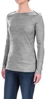 The North Face EZ Ribbed Shirt - Long Sleeve (For Women)