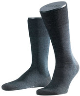 Falke No. 6 Wool-Silk Socks