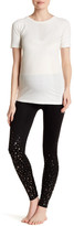 Electric Yoga New Years Stars Legging (Maternity)
