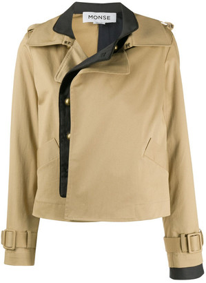 Monse Asymmetrical Jacket