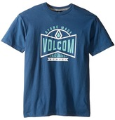 Volcom Scouter Short Sleeve Tee (Big Kids)