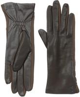 URBAN RESEARCH U|R Women's Leather Glove with Stretch