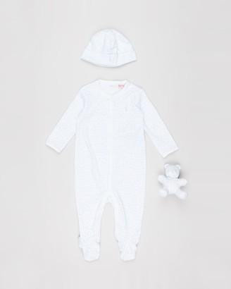 Polo Ralph Lauren 3-Piece Gift Box Set - Babies