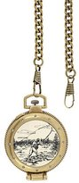 Elgin Men's Antique Style Pocket Watch