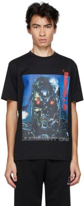 Études Black Terminator 2 Edition Wonder T-Shirt