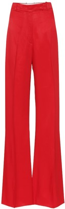 Golden Goose High-rise flared pants